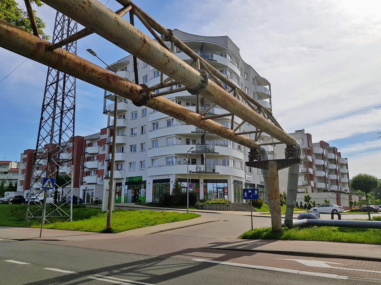 Trwa modernizacja sieci ciepłowniczej w Elblągu
