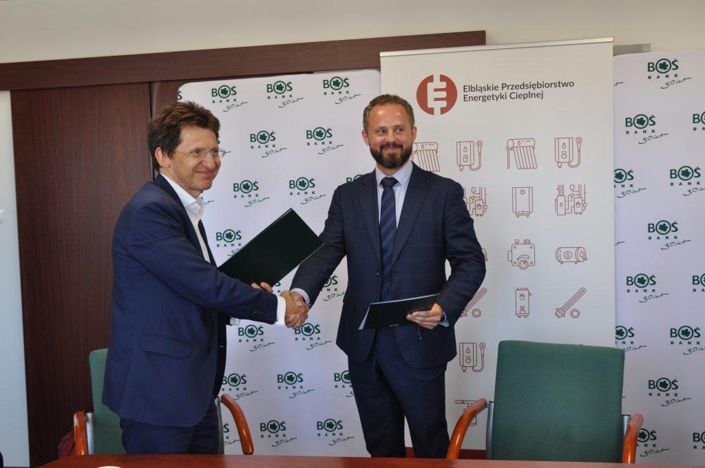 epec podpisało umowę o współpracy z bankiem BOS